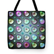 Paperweights And Marbles Tote Bag