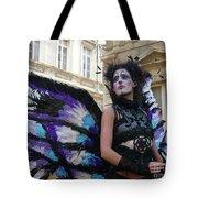 Papillion Femme Tote Bag