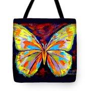 Papillon Colore Tote Bag