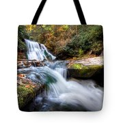 Parachuting Tote Bag by Debra and Dave Vanderlaan