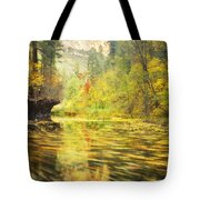 Parade Of Autumn Tote Bag