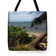 Paradise Awaits Tote Bag