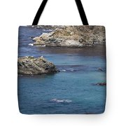 Paradise Beach Tote Bag