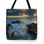 Paradise Cloud Explosion Tote Bag