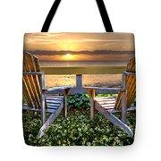 Paradise Tote Bag by Debra and Dave Vanderlaan