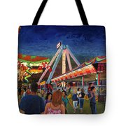 Paradise Discovered Tote Bag