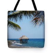 Paradise Escape Tote Bag