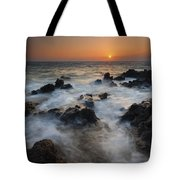 Paradise Flow Tote Bag by Mike  Dawson