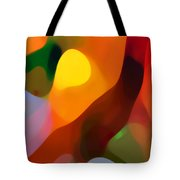 Paradise Found 2 Tall Tote Bag by Amy Vangsgard