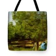 Paradise In Ecija Spain Tote Bag