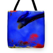 Paradise Is A Bird Tote Bag