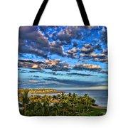 Paradise Is Nice By Diana Sainz Tote Bag