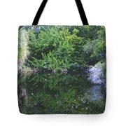 Paradise Pond Tote Bag