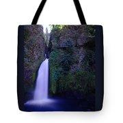 Paradise Pours Wanclella Falls Oregon Tote Bag