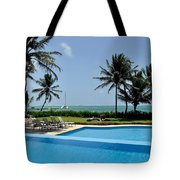 Paradise Vacation Tote Bag