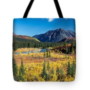 Paradise View Tote Bag
