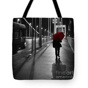 Parallel Speed Tote Bag
