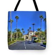 Paramount Movie Studio Hollywood Ca 3 Tote Bag