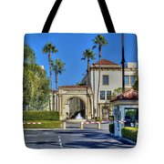 Paramount Movie Studio Hollywood Ca 4 Tote Bag