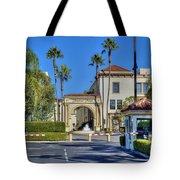 Paramount Studios Hollywood Movie Studio  Tote Bag