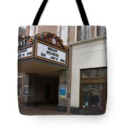 Paramount Theater Tote Bag