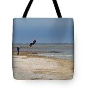 Parasurfer2 Tote Bag by Rrrose Pix