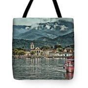 Paraty Bay II Tote Bag