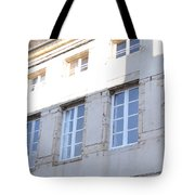 Windows In Shade Tote Bag