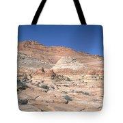 Paria Canyon-vermilion Cliffs Tote Bag
