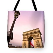 Paris - Arc De Triomphe  Tote Bag