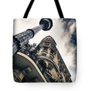 Paris - Lanterns In Paris Tote Bag
