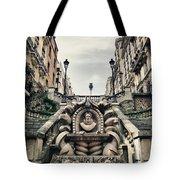Paris - Statue Tote Bag