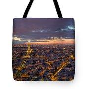 Paris - Tour Montparnasse 2 Tote Bag