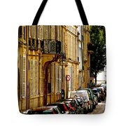 Paris Afternoon Tote Bag