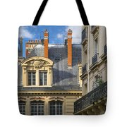 Paris Architecture Tote Bag