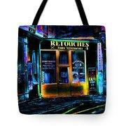 Paris At Night Tote Bag