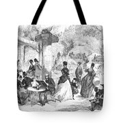 Paris: Boulevard, 1872 Tote Bag