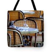 Paris Cafe 2 Tote Bag