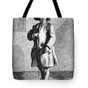 Paris Chimney Sweep, C1740 Tote Bag