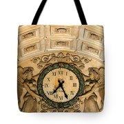 Paris Clocks 2 Tote Bag by Andrew Fare