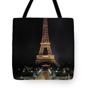 Paris: Eiffel Tower Tote Bag