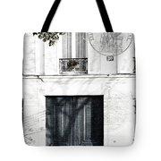 Paris Fiction Tote Bag