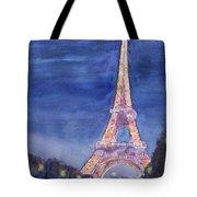 Paris Giant Tote Bag