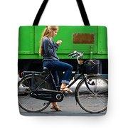Paris Interlude Tote Bag