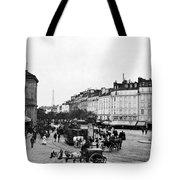 Paris Montparnasse, C1900 Tote Bag