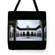The Paris Mosque Tote Bag