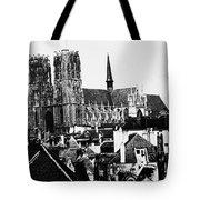 Paris Notre Dame, 1862 Tote Bag