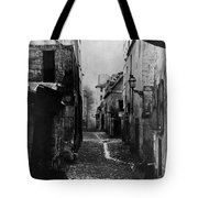 Paris Old Street, C1860 Tote Bag