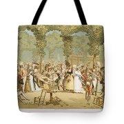 Paris Palais Royal, C1780 Tote Bag