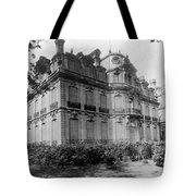 Paris Private Home, 1872 Tote Bag